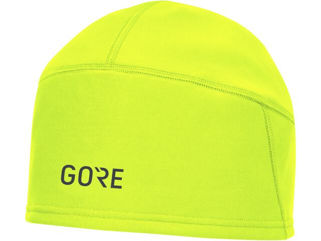 GORE WEAR Windstopper Beanie Unisex neon yellow